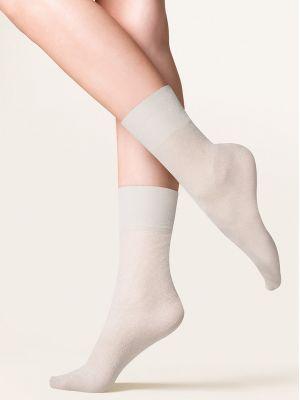 На картинке изображено - Женские фантазийные носки с люрексом Gabriella Tova | фото 2