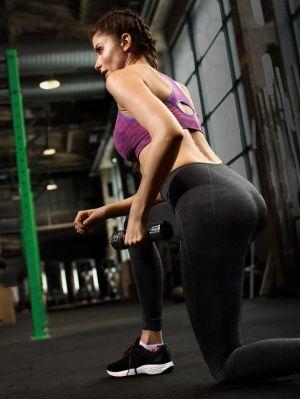 На картинці зображено - Жіночий спортивний бюстгальтер-топ Gatta Active Sport | фото 6