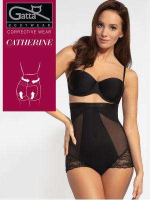 На картинке изображено - Женские корректирующие трусики макси Gatta Catherine Corrective Wear | фото 5