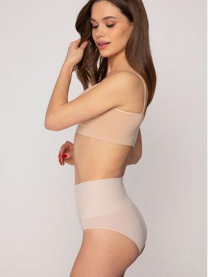 На картинке изображено - Женские корректирующие гладкие трусики макси Gatta Correct Sensual Skin | фото 4
