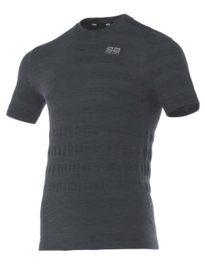 На картинке изображено - Мужская термоактивная футболка для спорта Gatta Ziggy Men | фото 5