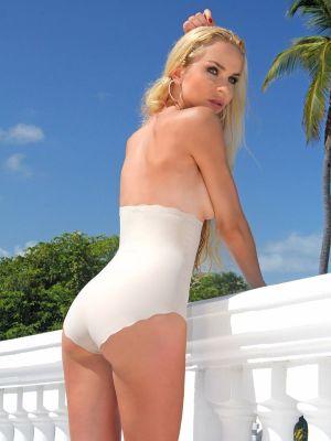 На картинці зображено - Безшовні втягуючі трусики максі Hanna Style 03-70 XXL | фото 4