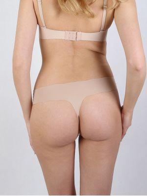 На картинке изображено - Женские трусики стринги с плоскими швами Hanna Style 03-61 | фото 3