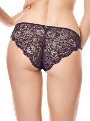 На картинке изображено - Женские кружевные трусики бикини Henderson 36549 Ginny | фото 2