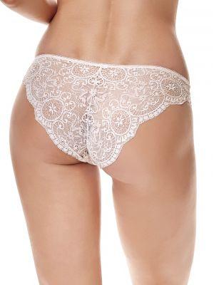 На картинке изображено - Женские кружевные трусики бикини Henderson 36549 Ginny | фото 4