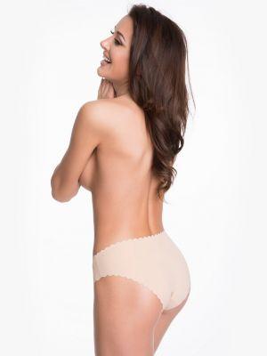 На картинке изображено - Женские трусики слип с лазерной обрезкой Julimex Shellie | фото 2