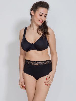 На картинке изображено - Женские корректирующие трусики шорты с кружевом Mitex Eva | фото 2