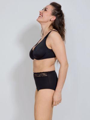 На картинке изображено - Женские корректирующие трусики шорты с кружевом Mitex Eva | фото 3